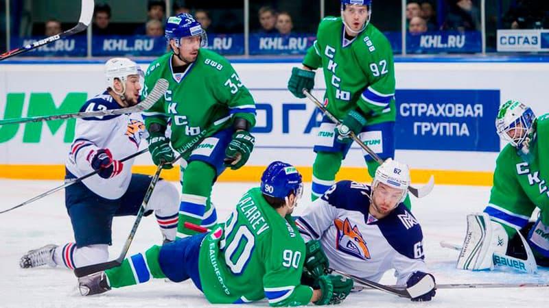 «Салават Юлаев» — «Автомобилист»: прогноз на матч 27 ноября 2018