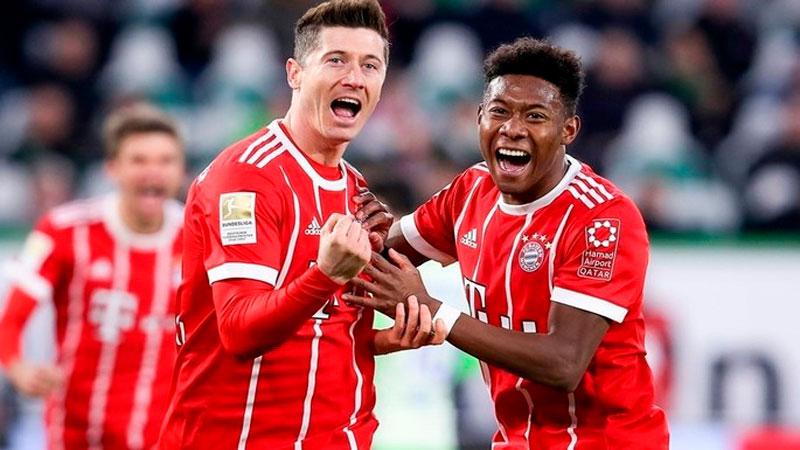 Бавария — РБ Лейпциг: прогноз на матч 19 декабря 2018
