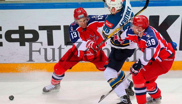 ЦСКА сыграет низовой матч