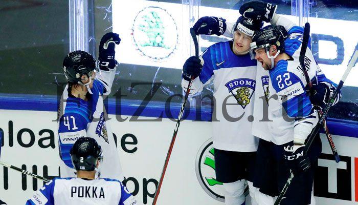 Финляндия обыграет чехов