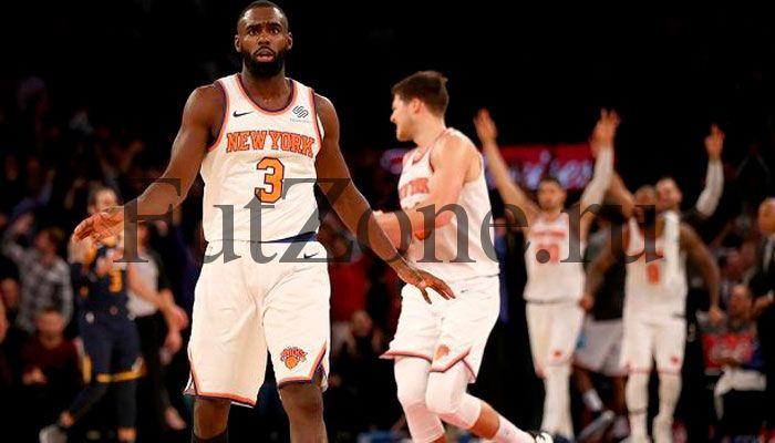 """""""Нью-Йорк"""" поддержит активный баскетбол"""