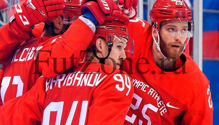 Россия обыграет шведов на домашнем льду