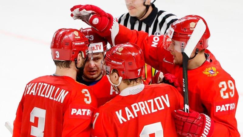 Швеция — Россия : прогноз на матч 13 декабря 2018