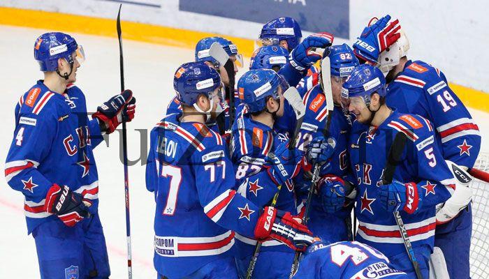 СКА уверенно победит в Хабаровске