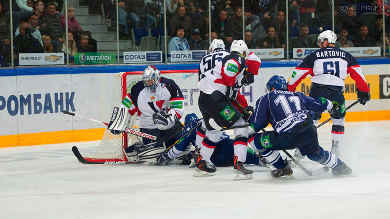 «Слован» — «Металлург»: прогноз на матч 23 декабря 2018