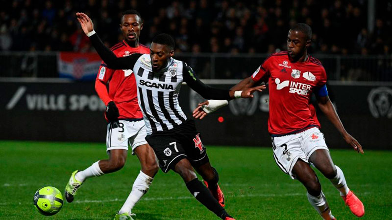 «Анже» — «Бордо»: прогноз на матч 15 января 2019