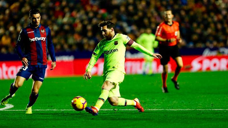 Барселона — Леванте: прогноз на матч 17 января 2019