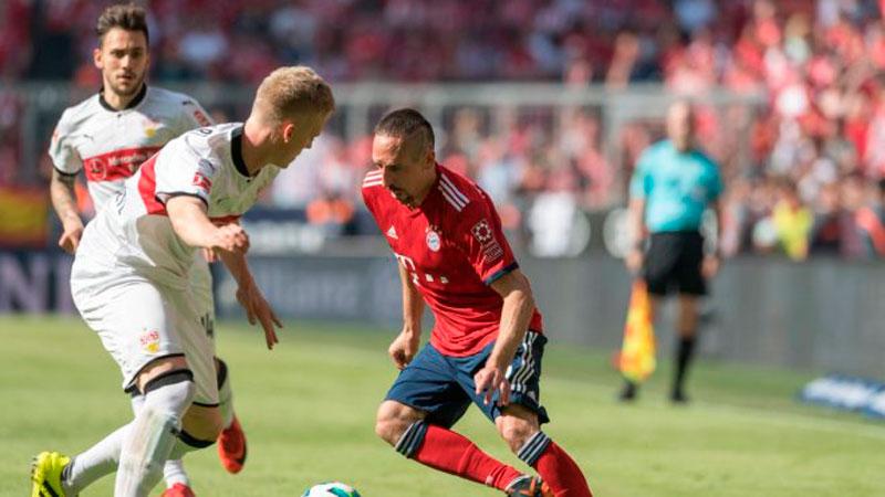 Бавария — Штутгарт: прогноз на матч 27 января 2019