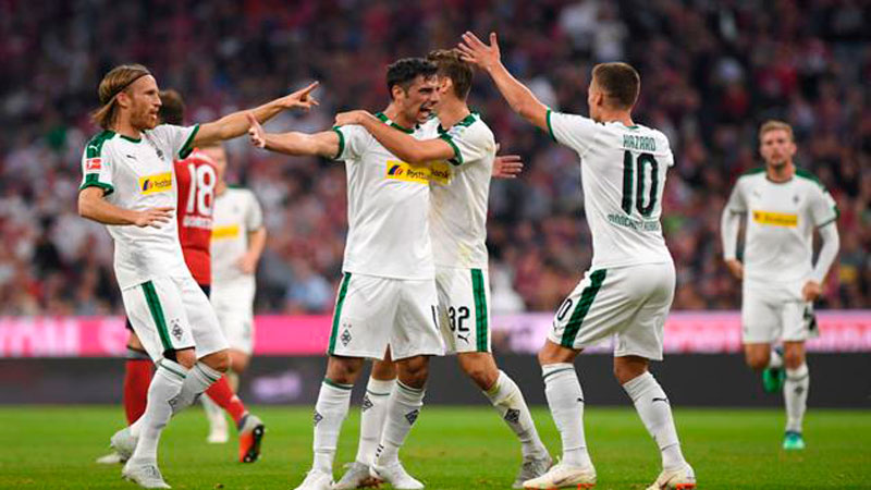Байер — Боруссия М: прогноз на матч 19 января 2019