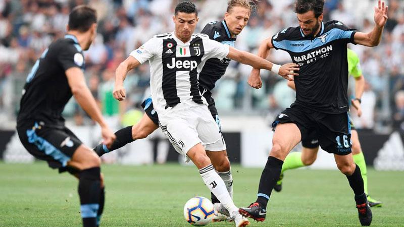 Лацио — Ювентус: прогноз на матч 27 января 2019