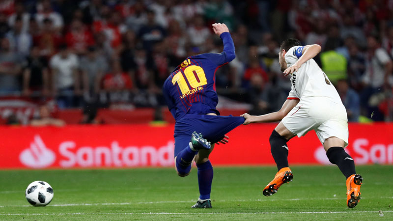 «Севилья» — «Барселона»: прогноз на матч 23 января 2019
