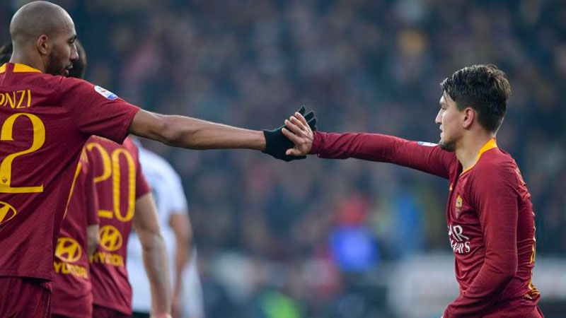 «Рома» — «Энтелла»: прогноз на матч 14 января 2019