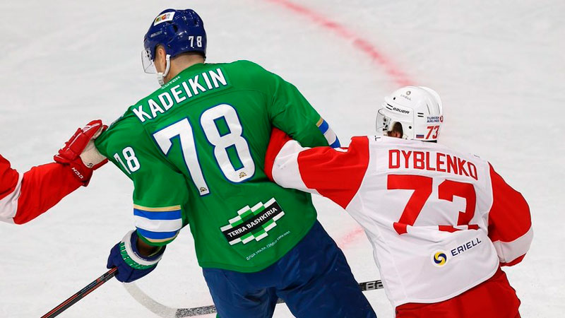 Салават Юлаев — Куньлунь: прогноз на матч 8 января 2019