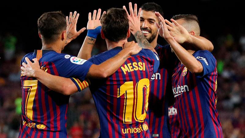 Барселона — Вальядолид: прогноз на матч 16 февраля 2019