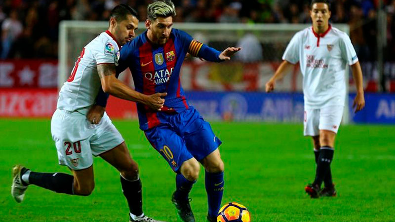 Севилья — Барселона: прогноз на матч 23 февраля 2019
