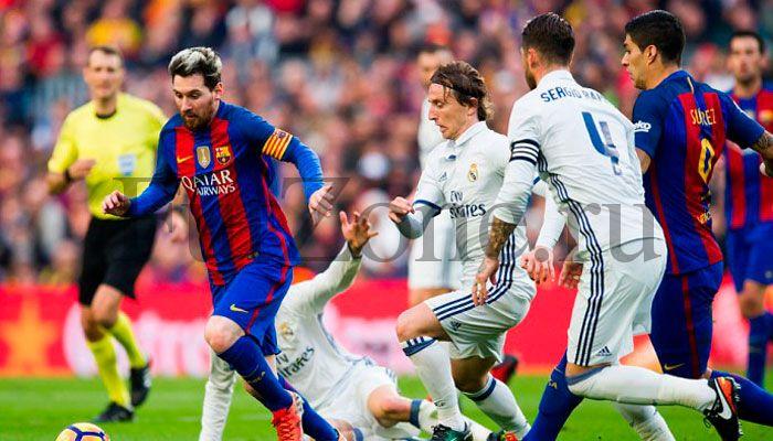 """""""Барселона"""" не проиграет в Мадриде"""
