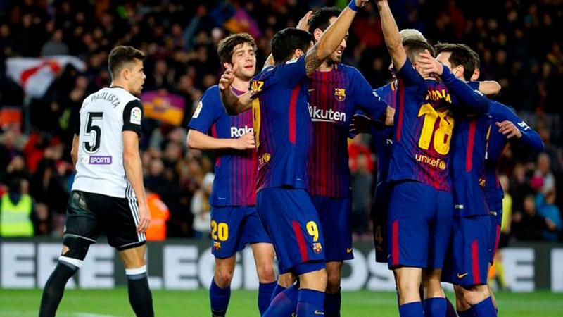 Барселона — Реал: прогноз на матч 6 февраля 2019