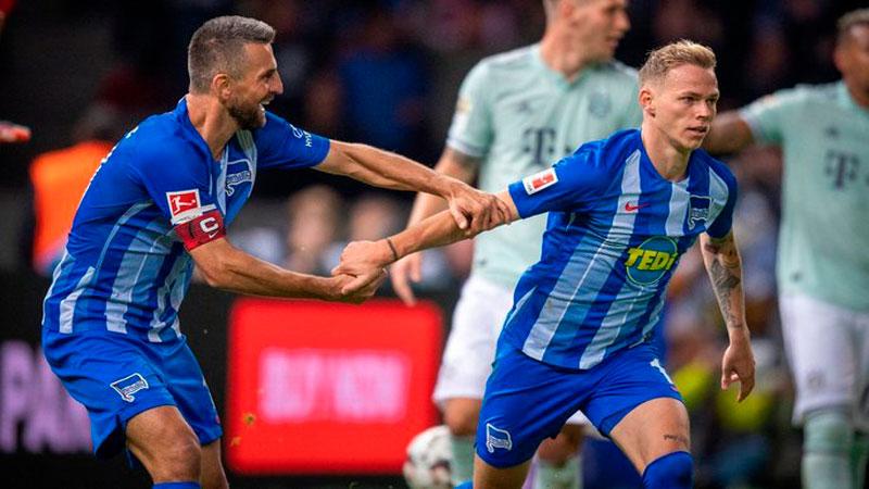 «Герта» — «Бавария»: прогноз на матч 6 февраля 2019