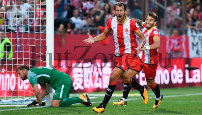 """""""Жирона"""" уступит в Мадриде минимум в два мяча"""