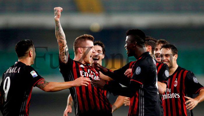"""""""Милан"""" ответит голом в Бергамо"""