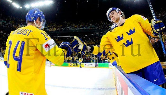 Швеция дожмет чехов