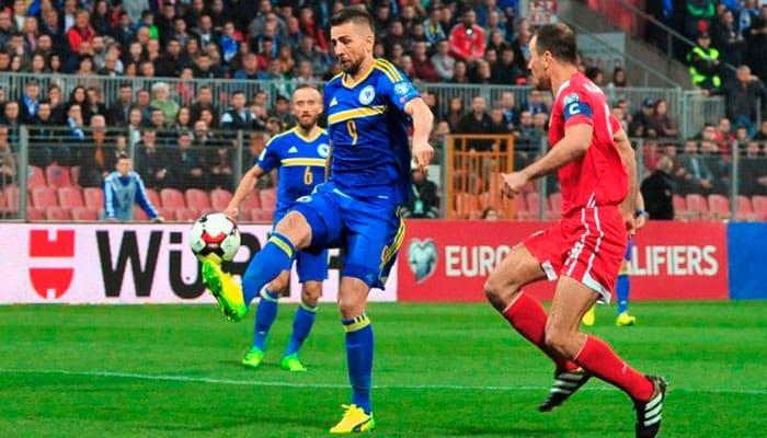 Босния и Герцеговина добудет сухую победу