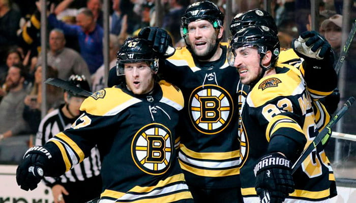 """""""Бостон"""" выиграет в результативном матче"""