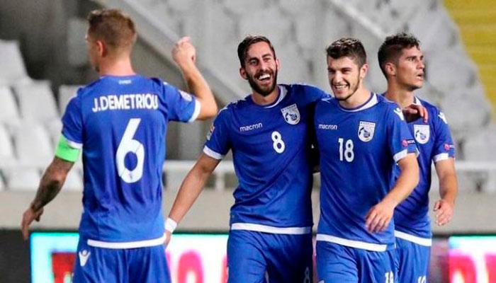 Сборная Кипра по футболу