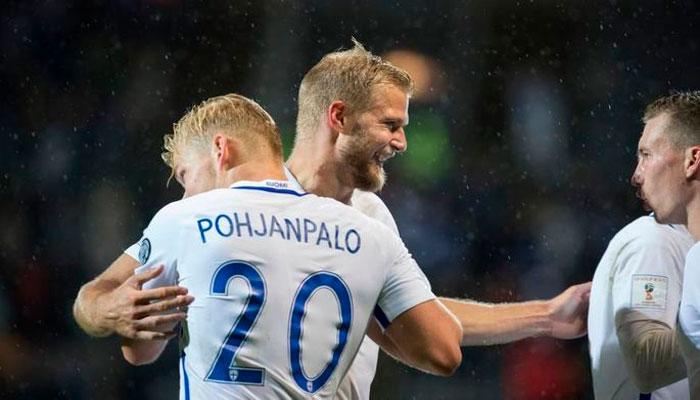 Финляндия проиграет в низовом матче