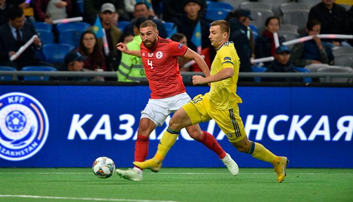 Грузия уступит швейцарцам в отборе к Евро 2020