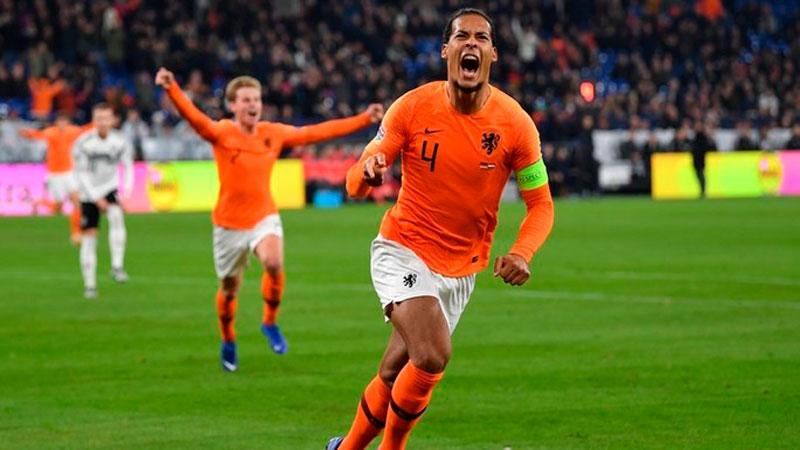 Нидерланды — Германия: прогноз на матч 24 марта 2019