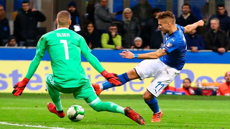 Италия — Финляндия: прогноз на матч 23 марта 2019