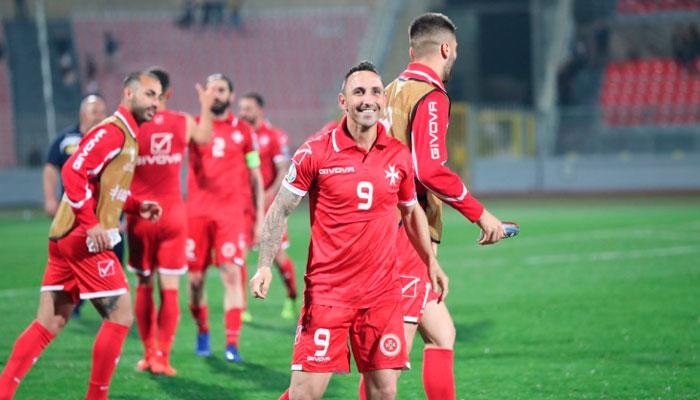 Сборная Мальты по футболу