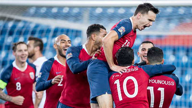 Норвегия — Швеция: прогноз на матч 26 марта 2019