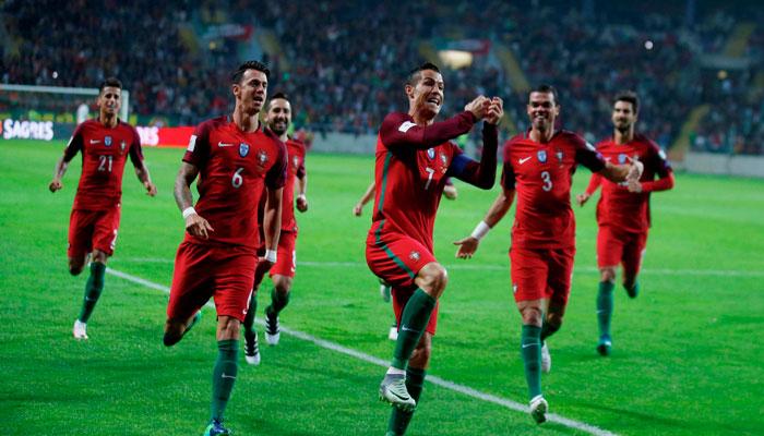 Португалия сыграет на меньше