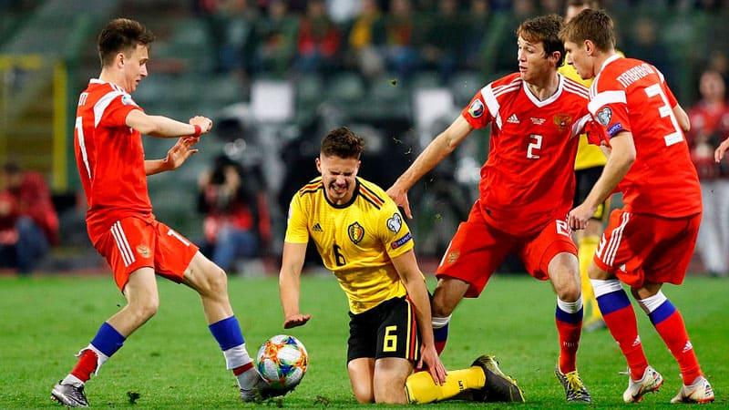 Казахстан — Россия: прогноз на матч 24 марта 2019