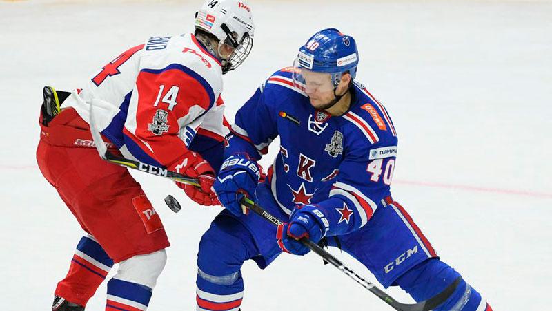 СКА — Локомотив: прогноз на матч 13 марта 2019