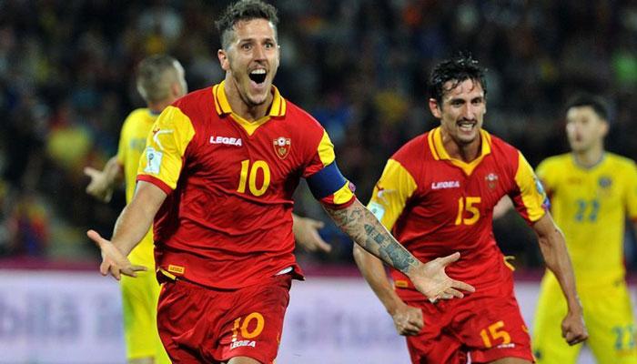 Сборная Черногории по футболу