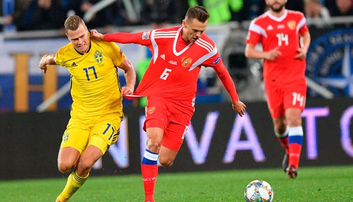 Швеция обыграет румын в первом матче отбора