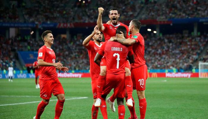 Швейцария обыграет грузинов на их поле