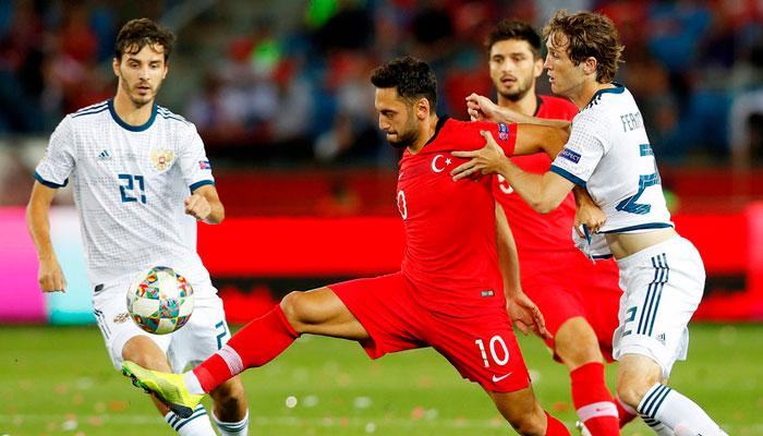 Сборная Турции по футболу