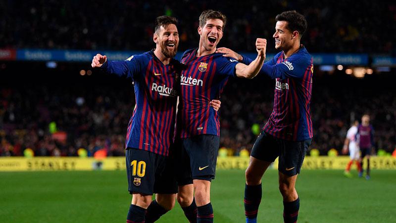 «Алавес» — «Барселона»: прогноз на матч 23 апреля 2019