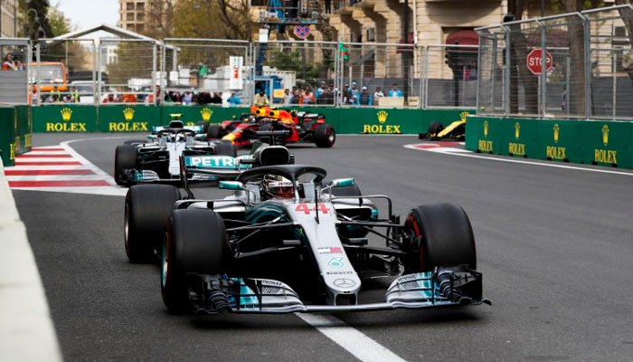 Гран При Формула 1 2019