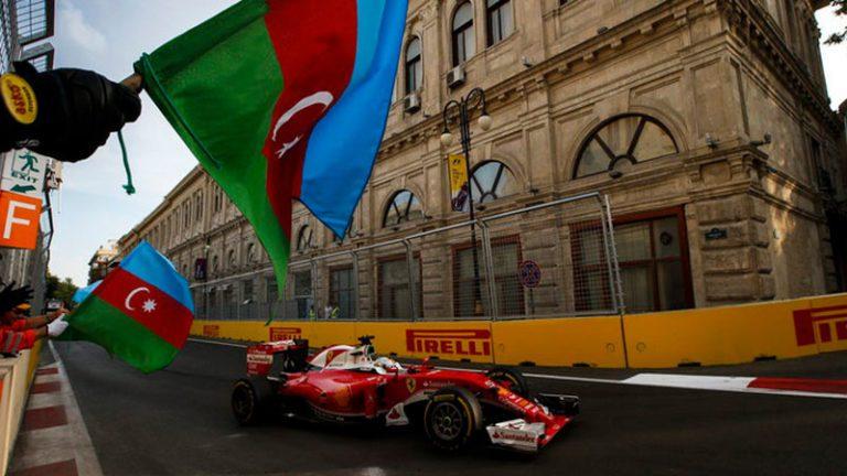 Делаем ставки господа, Гран При Азербайджана