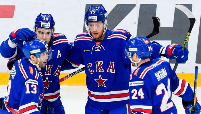 СКА проиграет в седьмой игре плей-офф