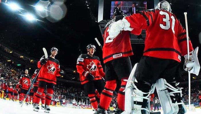 Канада реабилитируется за поражение