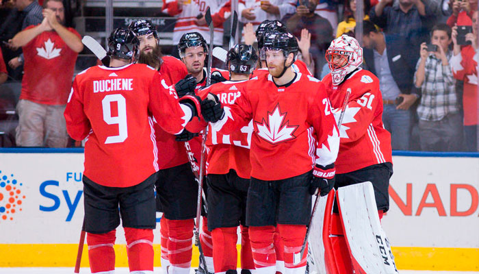 Канада обыграет немцев на классе