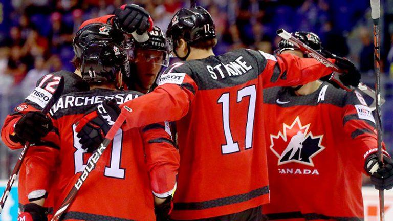 Канада — Швейцария: прогноз на матч 23 мая 2019