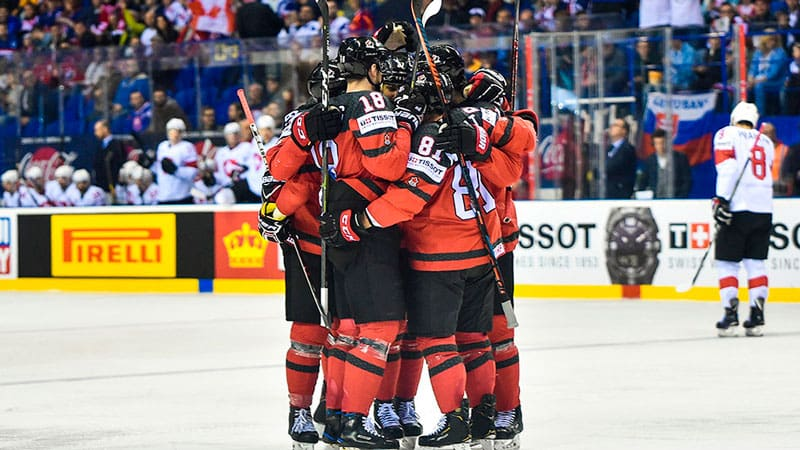 Канада — Финляндия: прогноз на матч 26 мая 2019