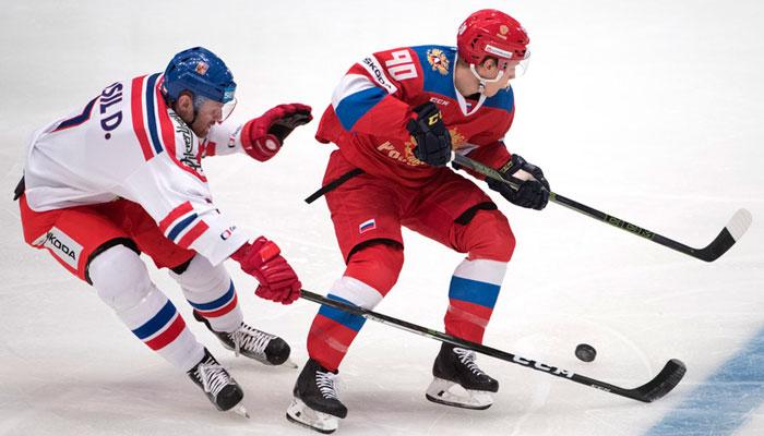 Чехия обыграет швейцарцев в матче